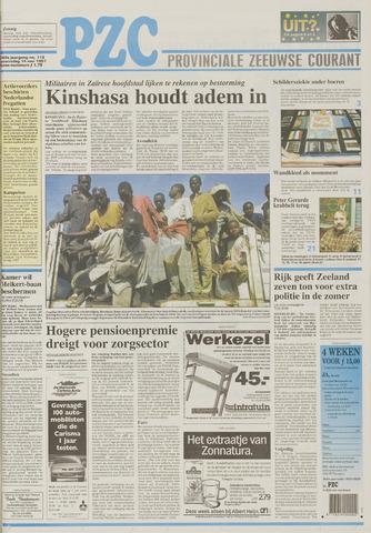 Provinciale Zeeuwse Courant 1997-05-14