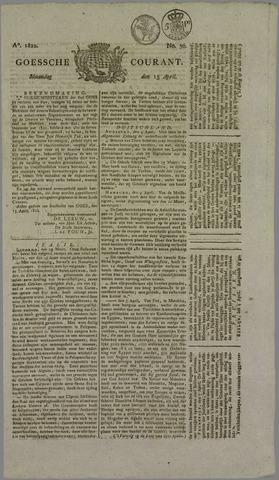 Goessche Courant 1822-04-15