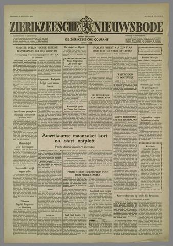 Zierikzeesche Nieuwsbode 1958-08-18