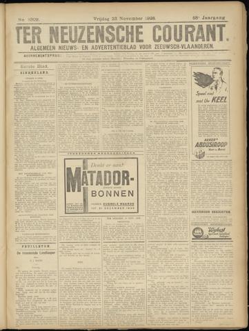 Ter Neuzensche Courant. Algemeen Nieuws- en Advertentieblad voor Zeeuwsch-Vlaanderen / Neuzensche Courant ... (idem) / (Algemeen) nieuws en advertentieblad voor Zeeuwsch-Vlaanderen 1928-11-23