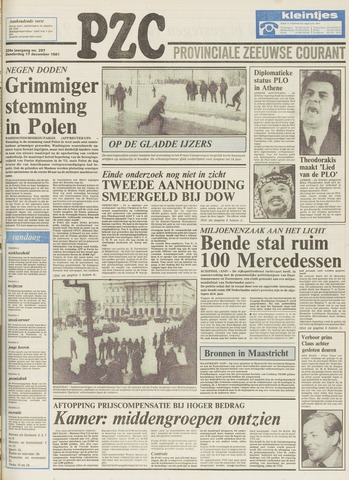 Provinciale Zeeuwse Courant 1981-12-17