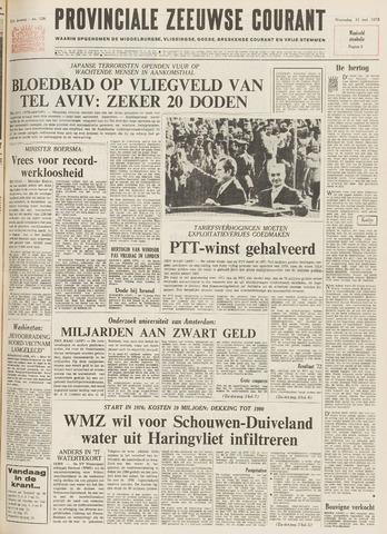Provinciale Zeeuwse Courant 1972-05-31