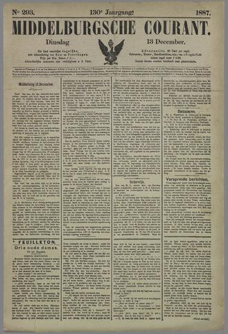 Middelburgsche Courant 1887-12-13
