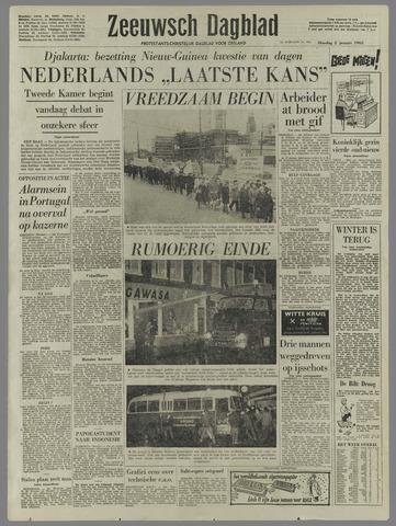 Zeeuwsch Dagblad 1962-01-02