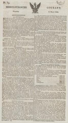 Middelburgsche Courant 1829-03-31