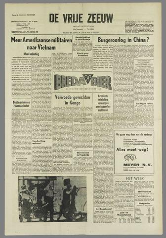 de Vrije Zeeuw 1967-08-04
