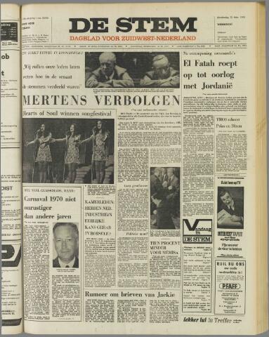 de Stem 1970-02-12