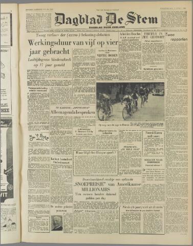 de Stem 1951-07-11