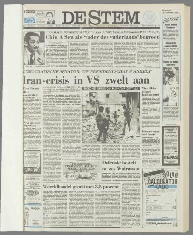 de Stem 1986-12-01