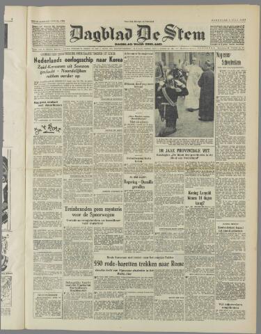de Stem 1950-07-05