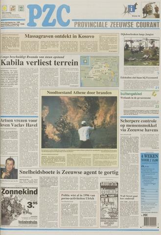 Provinciale Zeeuwse Courant 1998-08-05