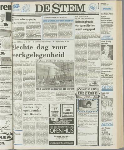 de Stem 1981-04-10