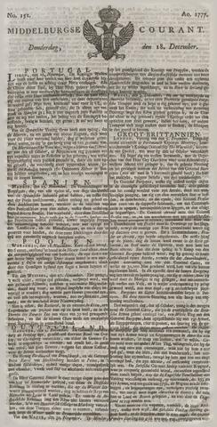 Middelburgsche Courant 1777-12-18