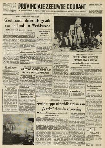 Provinciale Zeeuwse Courant 1956-02-06