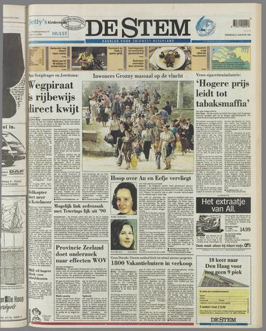 de Stem 1996-08-21
