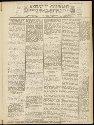 Axelsche Courant 1946-09-04