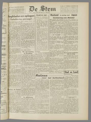 de Stem 1945-08-09