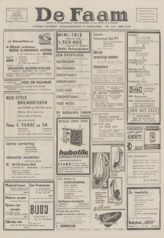 de Faam en de Faam/de Vlissinger 1969-09-18