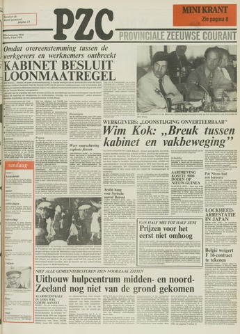 Provinciale Zeeuwse Courant 1976-07-09