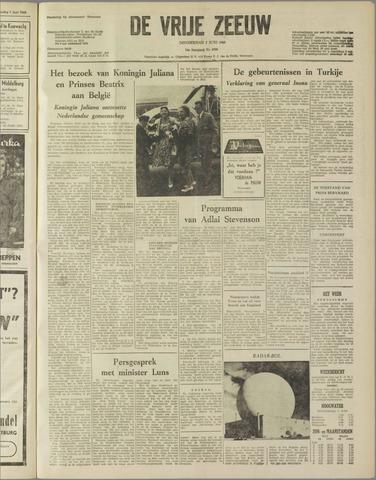 de Vrije Zeeuw 1960-06-02