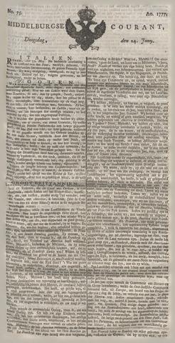 Middelburgsche Courant 1777-06-24
