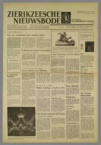 Zierikzeesche Nieuwsbode 1962-12-20