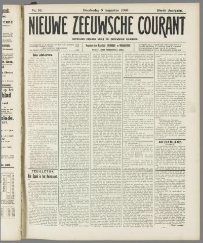 Nieuwe Zeeuwsche Courant 1907-08-08