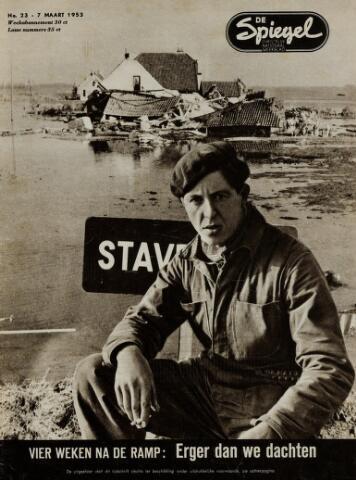 Watersnood documentatie 1953 - tijdschriften 1953-03-07