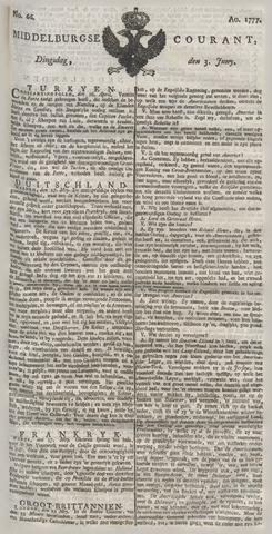 Middelburgsche Courant 1777-06-03