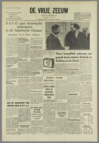 de Vrije Zeeuw 1967-12-13