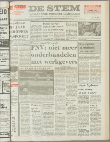 de Stem 1980-03-13