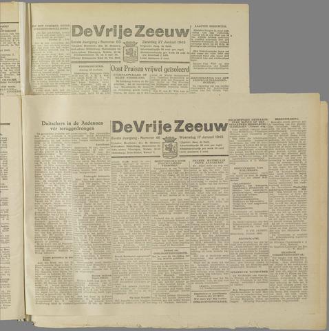 de Vrije Zeeuw 1945-01-17