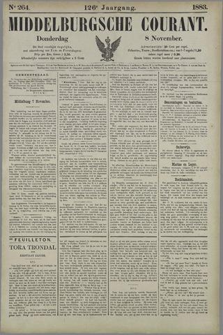 Middelburgsche Courant 1883-11-08