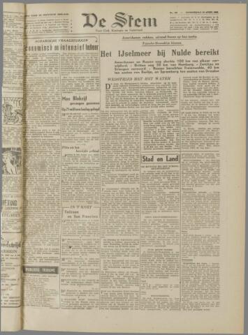 de Stem 1945-04-19