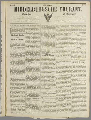 Middelburgsche Courant 1908-12-21