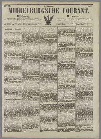 Middelburgsche Courant 1897-02-11