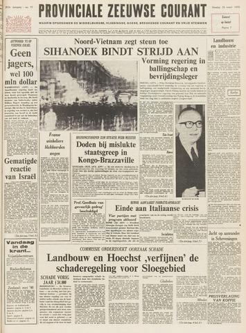 Provinciale Zeeuwse Courant 1970-03-24