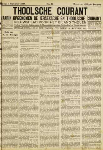Ierseksche en Thoolsche Courant 1939-09-01