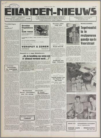 Eilanden-nieuws. Christelijk streekblad op gereformeerde grondslag 1976-10-15