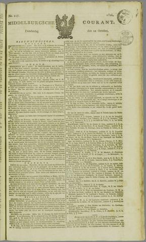 Middelburgsche Courant 1824-10-21
