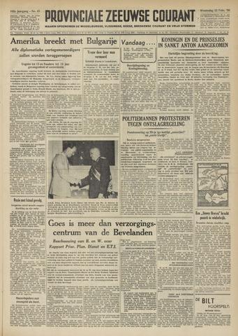Provinciale Zeeuwse Courant 1950-02-22