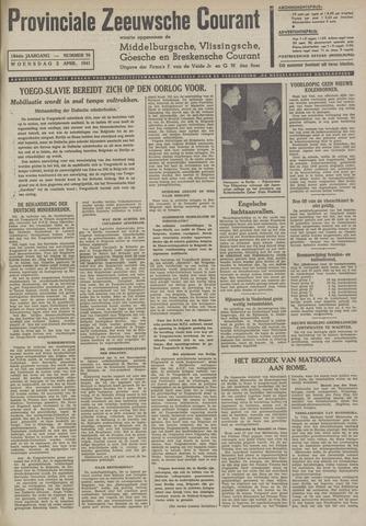Provinciale Zeeuwse Courant 1941-04-02