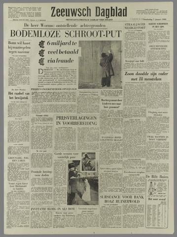 Zeeuwsch Dagblad 1960-01-07