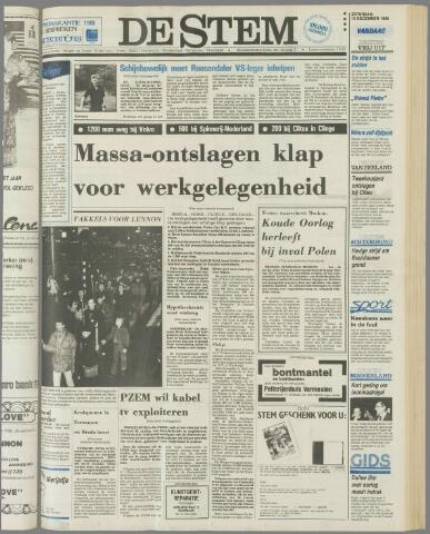 de Stem 1980-12-13