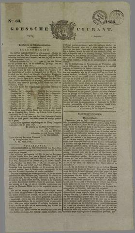 Goessche Courant 1836-08-05