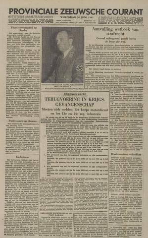 Provinciale Zeeuwse Courant 1943-06-30