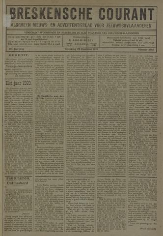 Breskensche Courant 1920-12-29