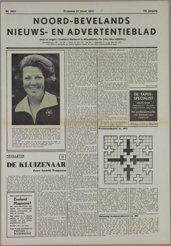 Noord-Bevelands Nieuws- en advertentieblad 1976-01-29