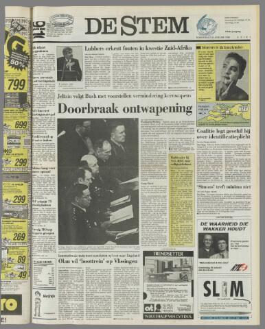 de Stem 1992-01-30