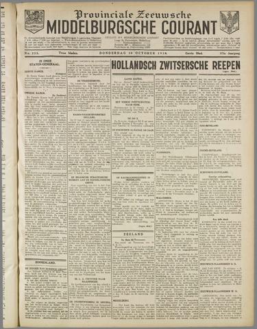 Middelburgsche Courant 1930-10-30